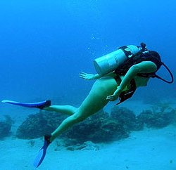 nudist scuba adventures